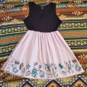 Whimsical party dress